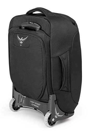 Osprey Packs Sojourn Wheeled Luggage, Hoodoo Red, 45 L/22'