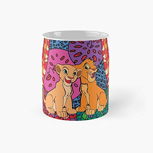 I Just Can't Wait To Be King Classic Mug