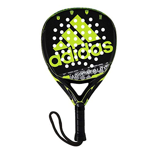 Adidas Adidas Padel Adipower Lite One Size Black / Lime