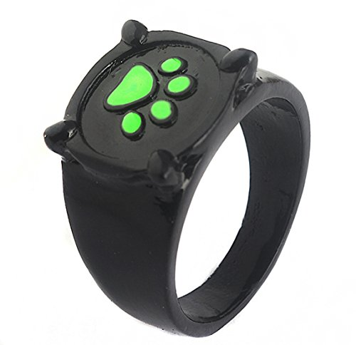 VersusModa Simile Chat Noir Ladybug Anello Simil Chat Noir Ring Charing - 02