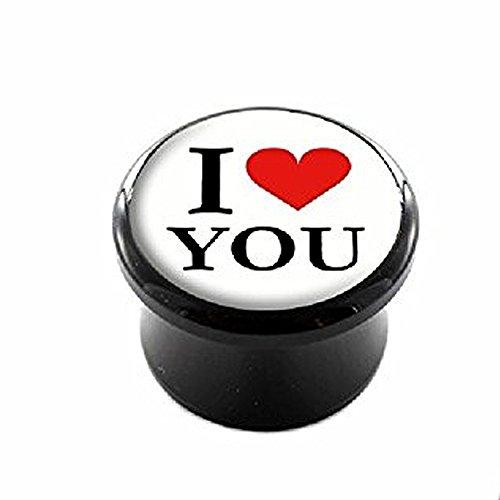 eeddoo I Love You Flesh Tunnel Pflegecreme