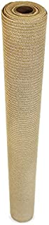 Gale Pacific, USA 302245 Coolaroo Shade Fabric 90% UV Protection (6' X 15'), Wheat