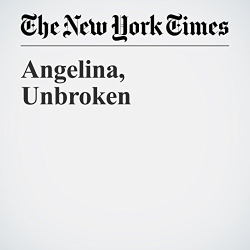 Angelina, Unbroken audiobook cover art