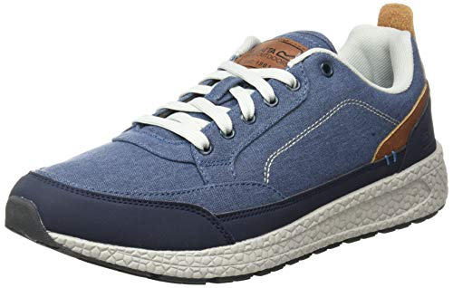 Regatta Herren Ashcroft' Lightweight AER-8 Sole Casual Trainers Sneaker, 44.5 EU
