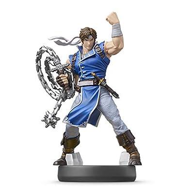 Nintendo Amiibo - Richter - Super Smash Bros. Series - Wii; GameCube Japan Import