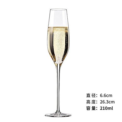 JARONG Vin Rouge Tasse Tasse en Verre De Cristal Accueil