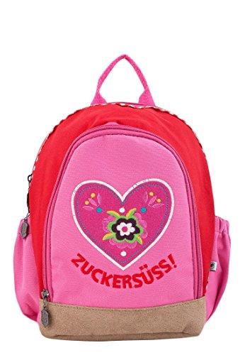 Adelheid Zuckersüss Rucksack, Größe:ohne Größe, Farbe:pink
