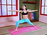 Warrior 2 pose   stretch workout