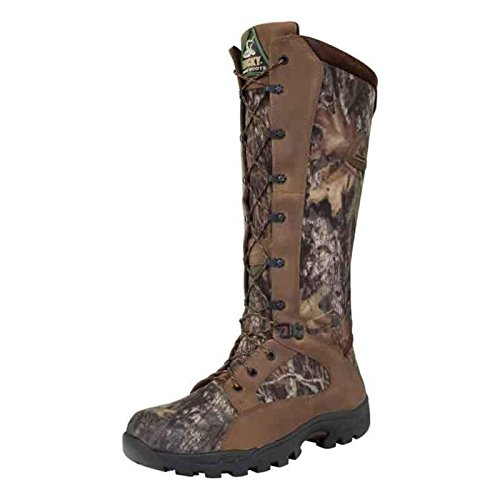 Rocky 1570 Men's ProLight Snake Proof WP 16-in Boot Brown/Break-up 7 M US