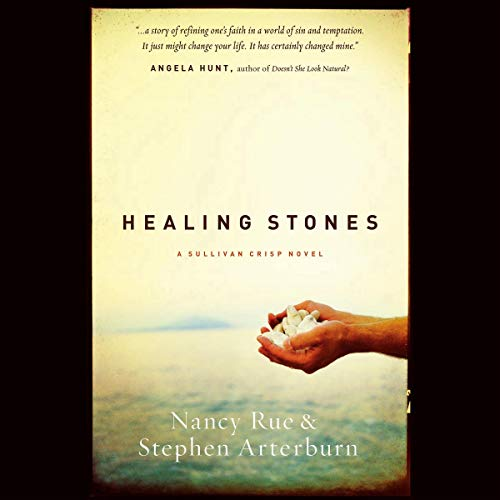 Healing Stones  By  cover art