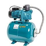 Hochwertiges 50L Hauswasserwerk Hauswasserautomat 1,1kW - 4,5bar - Pumpe JSW100
