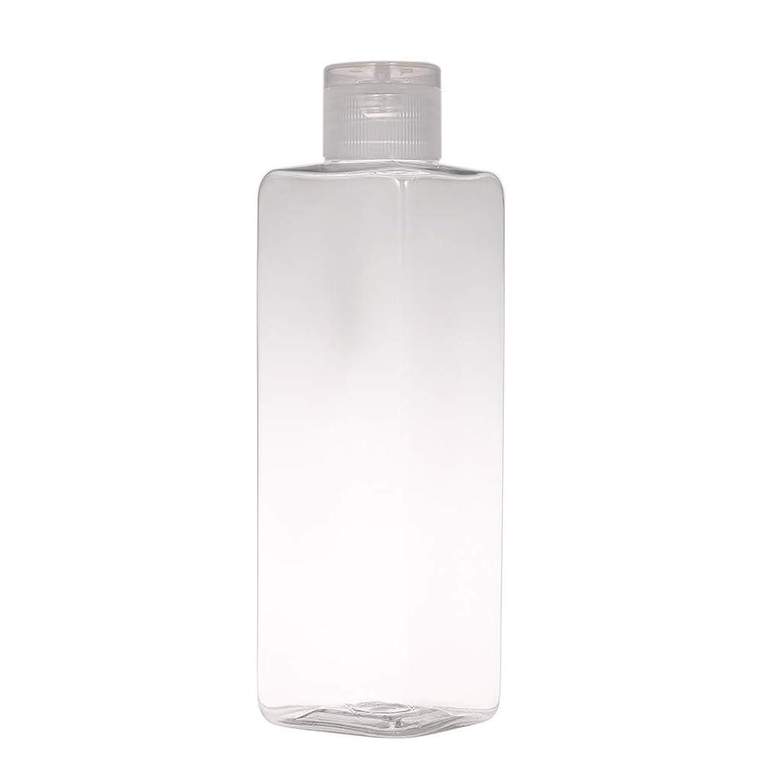 吸う存在する繁雑Decdeal 化粧品ボトル プラスチック 詰め替え容器 250ml 化粧品 収納 旅行用品