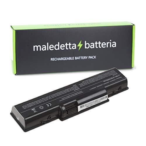 Batería Reforzado 5200mAh 10,8 V, Para Portátil Acer Aspire 4732, 4732Z, 4732Z-431G16Mn,...