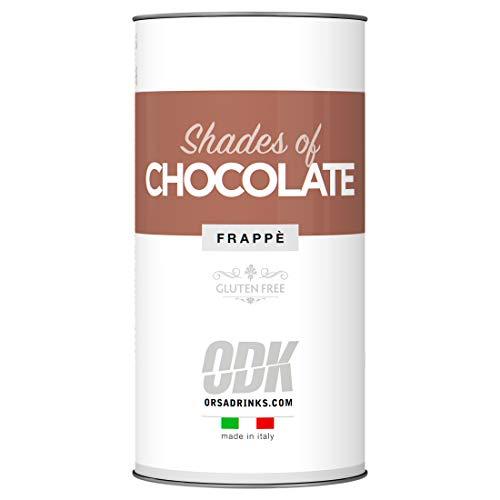 ODK Shades of Chocolate Frappe Powder - Single - Frappuccino & Milkshake Powder