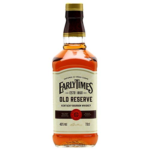 Early Times Early Times Old Reserve Kentucky Bourbon Whiskey 40% Vol. 0.7L - 700 ml ✅