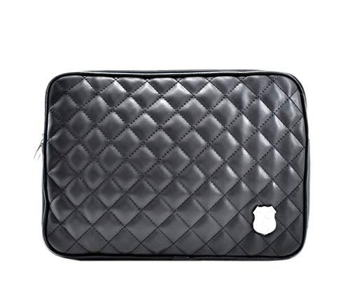 California Polo Club Swallow - Funda de piel sintética unisex compatible con MacBook Pro de 13 a 14 pulgadas, MacBook Air, ordenador de notas