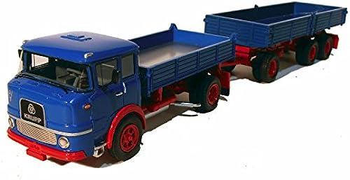 GMTS - G0007323 - Krupp KF 380 4x2 Kipper-Anh erzug 1 50