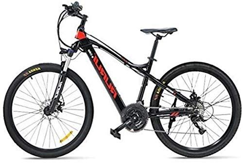 Fangfang Bicicletas Eléctricas, 27.5' Electric Trekking/Bicicleta de Ruta, Bicicleta eléctrica de 48V con / 17Ah Agua y al Polvo de Litio-Ion, Bicicleta eléctrica Trekking for recorrer,Bicicleta