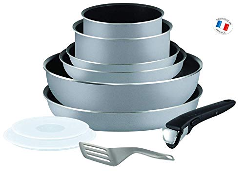 Tefal INGENIO ESSENTIAL Scottish Batterie de Cuisine 10...