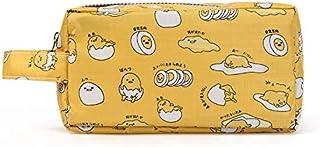 ZYH Portable Lipstick Travel Cosmetic Bag Women Cartoon Cases Make Up Toiletries Organizer...