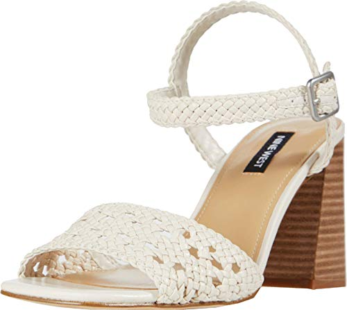 NINE WEST Gwenny, beige (Crema (Chic cream)), 40 EU
