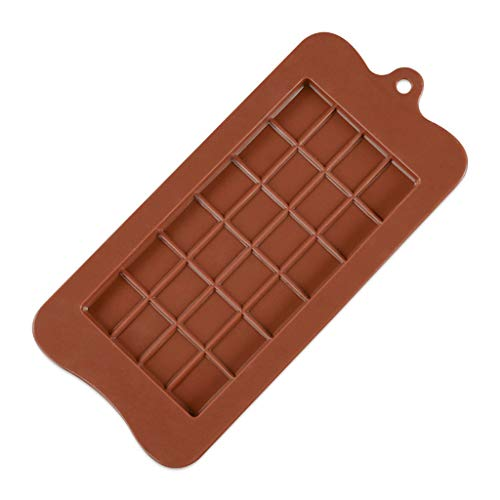 Square Chocolate Mold Chocolate Cake Soap Mold Baking Ice Tray Mould