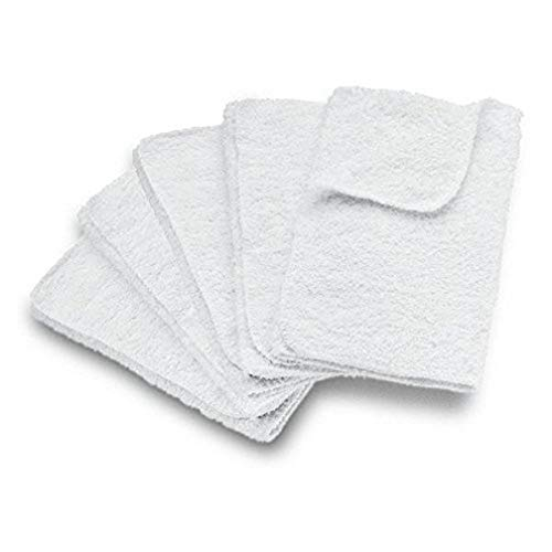 Kärcher doekenset Vloer (5 stuks, katoen, wasbaar tot 60°C)