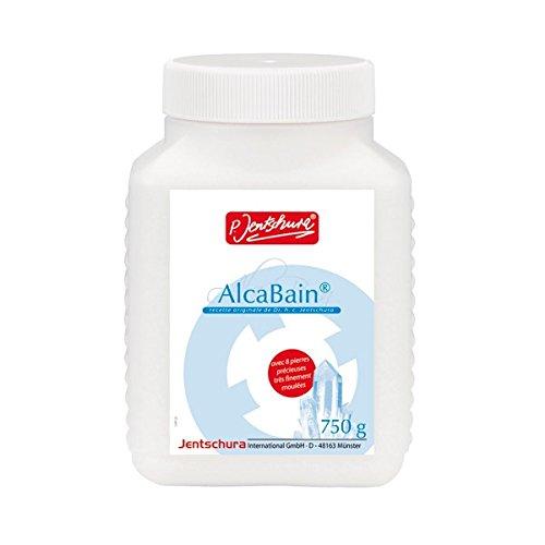 P. JENTSCHURA - Sel De Bain Minéral Alcabain 750G