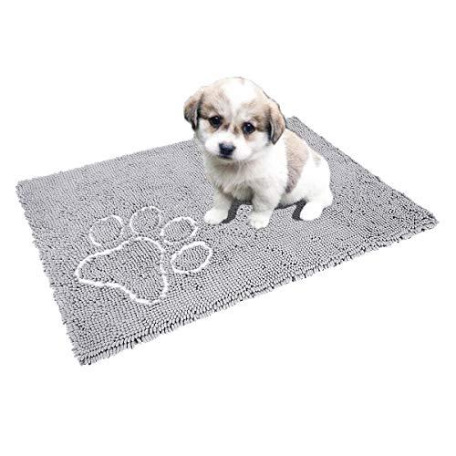 Cosyroom Microfiber Super Absorbent Dog Door Mat Doormat, Machine...