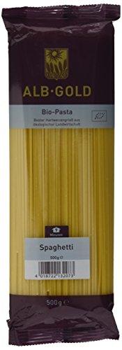 Alb-Gold Pasta Spaghetti, 10er Pack (10 x 500 g Packung)