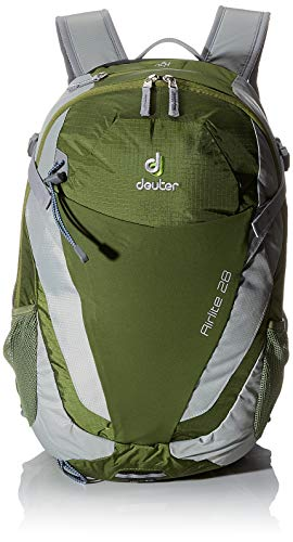Deuter Airlite 28 - Ultralight Day Hiking Backpack, Pine/Silver