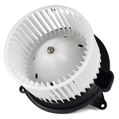 FAERSI HVAC Plastic Heater Front Blower Motor with Fan Cage Compatible with 2004-2010 Infiniti QX56, 2005-2015 Nissan Armada, 2004-2008 Nissan Titan, 2004 Nissan Pathfinder Replaces 700174 27226ZH00A