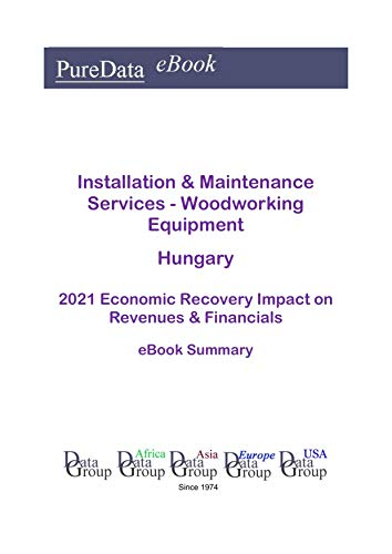 Installation & Maintenance Services - Woodworking Equipment Hungary Summary: 2021...