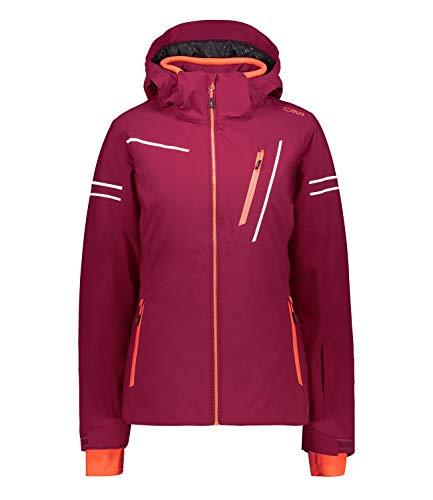 CMP Damen Skijacke mit Flat-Füllung, rosa (magenta), D36 (XS)