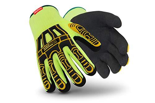 Weber Rescue TH-Handschuhe Thermo 2091W (4X43EP nach EN 388) gefüttert für Feuerwehr (9/L)