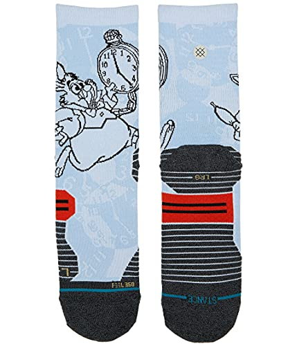 Stance Im Late Socks - White (Small, s)