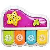WEofferwhatYOUwant Mein erstes Klavier Spielzeug Musikinstrument für Babys ab 18 Monate