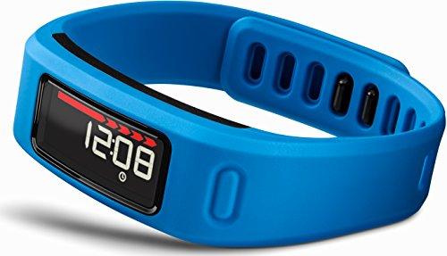 Garmin vívofit Fitness-Tracker,Blau,Einheitsgröße