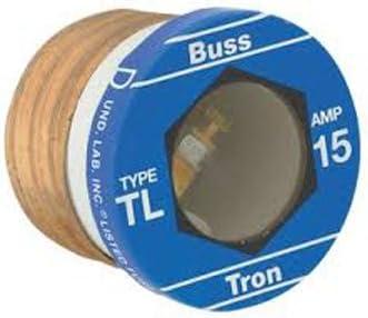 Bussmann TL15A Time Max 73% OFF Tampa Mall Delay Plug Screw type