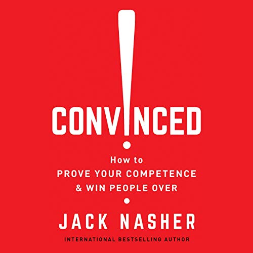 Convinced! audiobook cover art