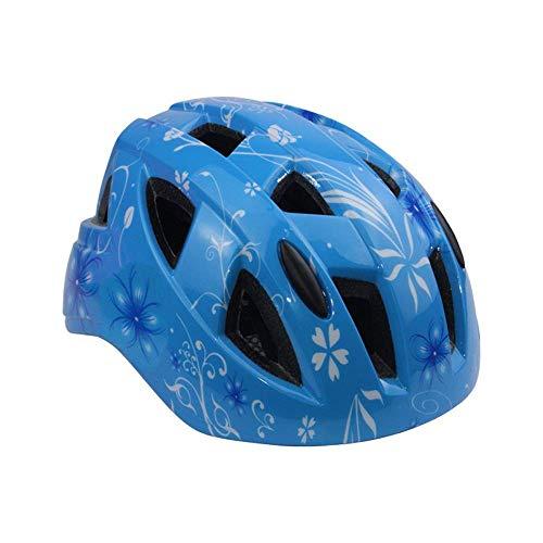 LTH-GD Unisex Helm Kinder Fahrradhelm Einstellbare Multi-Sport Kind Fahrradhelm...