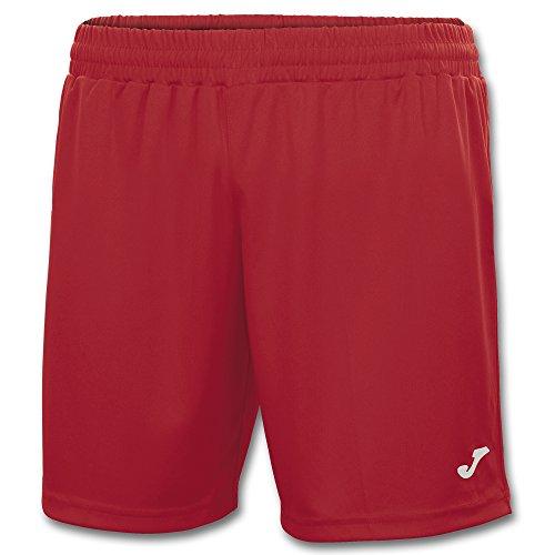 Joma Treviso Pantalones Cortos Equipamiento, Hombre, Rojo, S