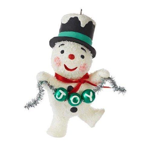 Hallmark Keepsake Ornament A Snowmans Joyful Job...