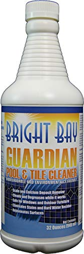Guardian Pool & Tile Cleaner, 32 oz. Bottle 1/Case -