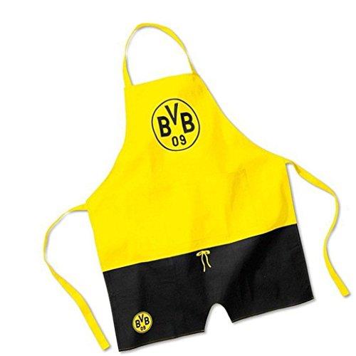 Borussia Dortmund Grillschürze/Kochschürze/BBQ Schürze/Küchenschürze BVB