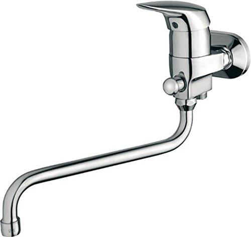 Ideal Standard Wannen/Waschtisch .-Einhebelmischer MIX 45mm A5032AA, 325mm,ohne Brausegarnitur verchromt
