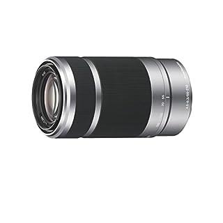 Sony SEL-55210 Tele-Zoom-Objektiv (55-210 mm, F4.5–6.3, OSS, APS-C, geeignet für A6000, A5100, A5000 und Nex Serien, E-Mount) silber (B005JZ7YWS) | Amazon price tracker / tracking, Amazon price history charts, Amazon price watches, Amazon price drop alerts