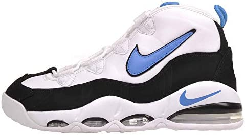 Nike Air Max Uptempo 95 Mens Ck0892 103 Size 10 White Photo Blue black 10 product image