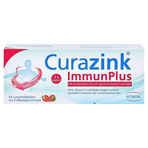 Curazink ImmunPlus Lutschtabletten, 50 St