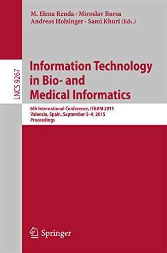 Information Technology in Bio- and Medical Informatics: 6th International Conference, ITBAM 2015, Valencia, Spain, September 3-4, 2015, Proceedings (Lecture ... Science Book 9267) (English Edition)